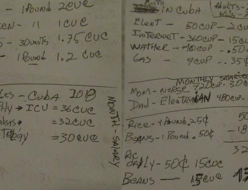 Cuban Micro-economics